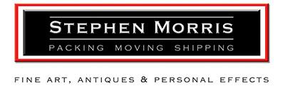 Stephen Morris Shipping Logo